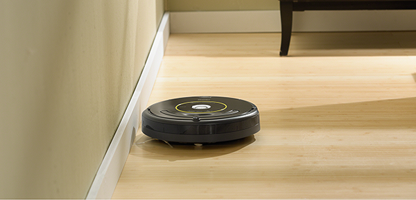 Roomba 650 Cleaning