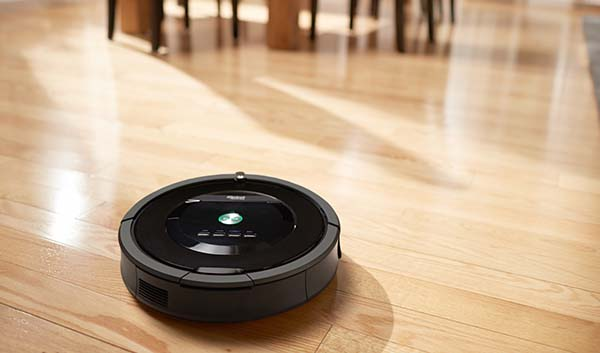 Roomba 880 Cleaning