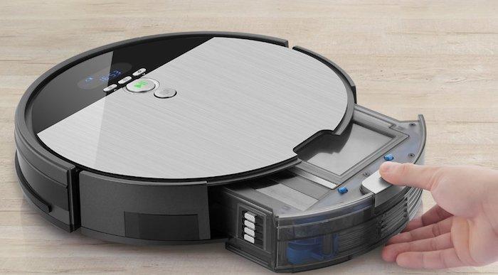 iLife Robot Vacuum Design