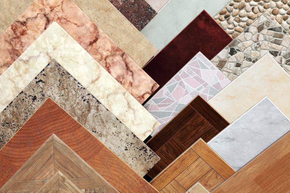 Types of Tile Flooring
