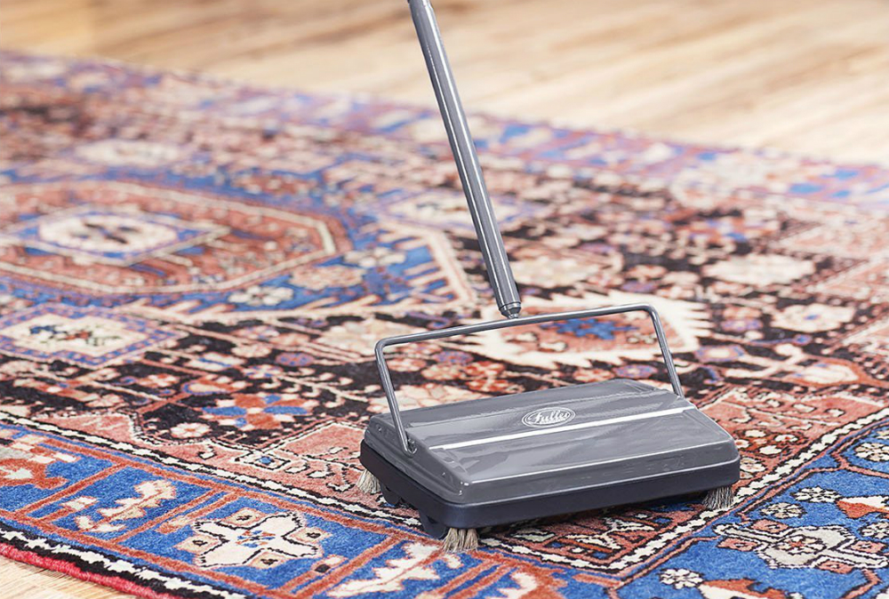 Hard Floor Sweeper Reviews Carpet Vidalondon