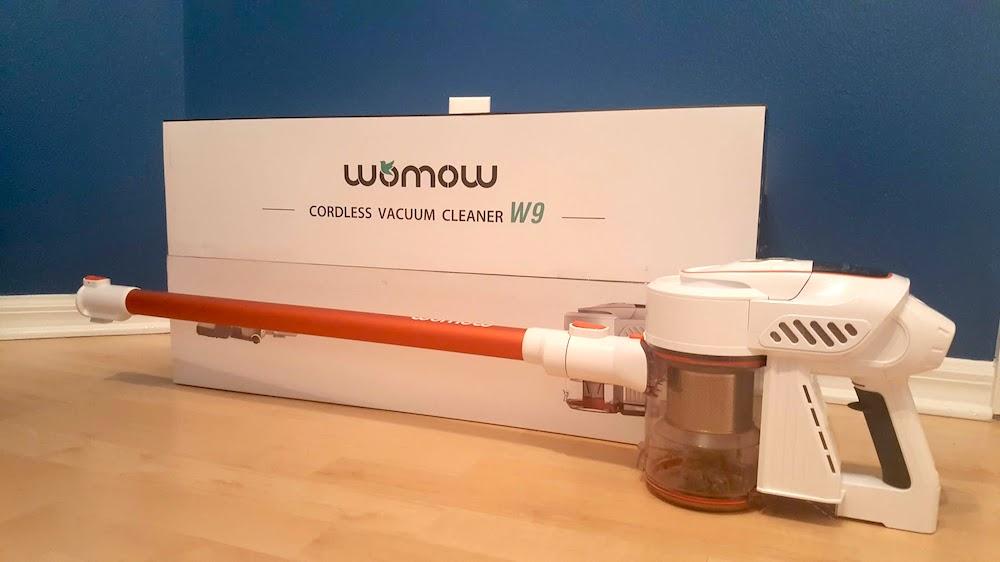 Womow Vacuum Cleaner