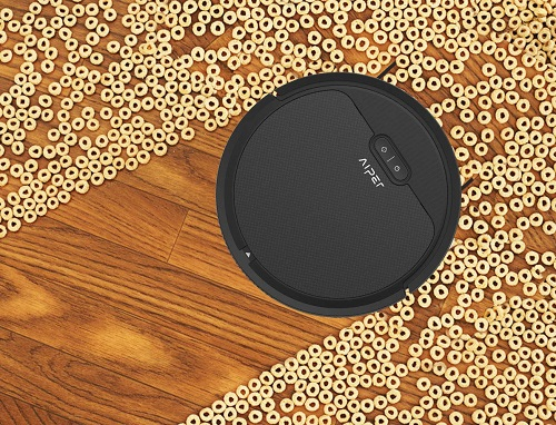 hardwood floors robot vacuums