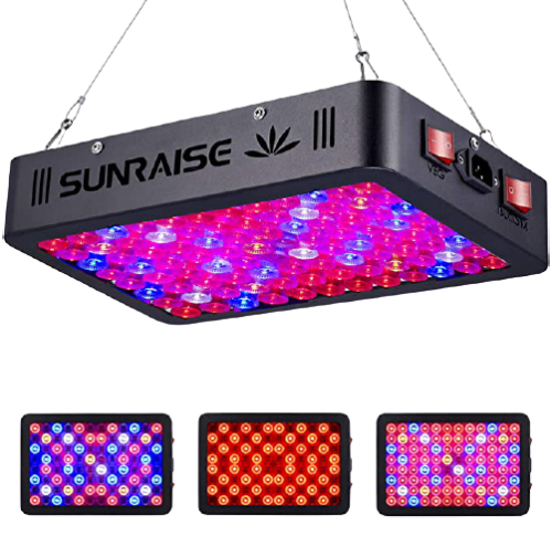 1000W LED Grow Light Full Spectrum for Indoor Plants