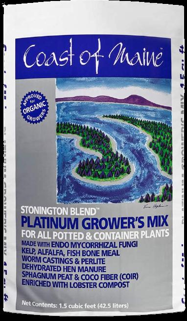 Coast of Maine Stonington Blend Grower's Mix