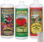 Fox Farm Liquid Nutrient Trio Soil