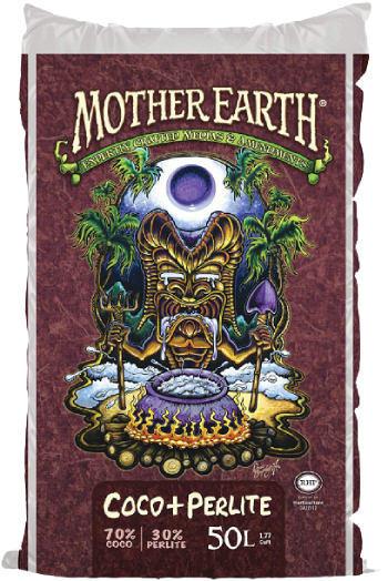 Mother Earth Coco plus Perlite Mix