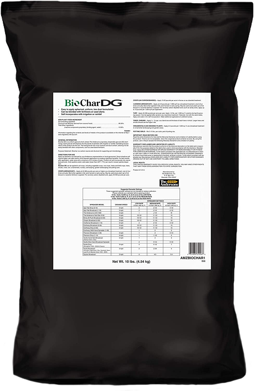 The Andersons BioChar DG Organic Soil